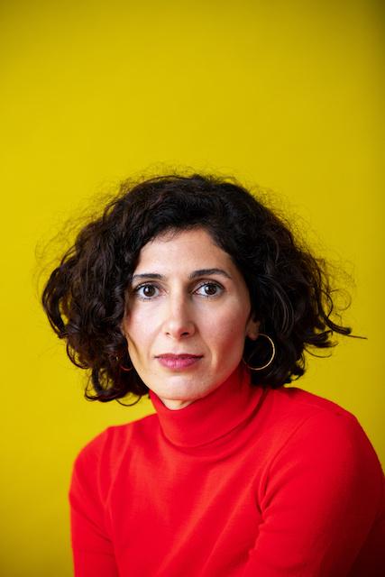 Porträt-von-Nava-Ebrahim-ausgezeichnet-mit-dem-Ingeborg-bachmann-preis-2021i